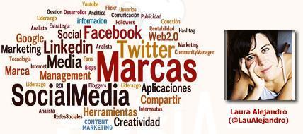 El poder de Twitter y Facebook (enfoque práctico) con Laura Alejandro (@LauAlejandro)