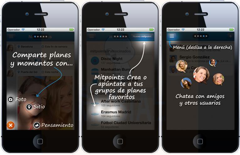 Mitmi (@Mitmiapp), la alternativa española a Line y a Whatsapp
