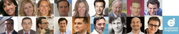 Presentación de 'Expertos Digitales' en #Madrid. 2 de julio. 10h00