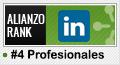 Alianzo Rank Linkedin global