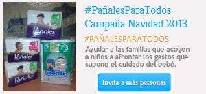 Proyecto #PañalesParaTodos: Dona un euro al mes a la causa