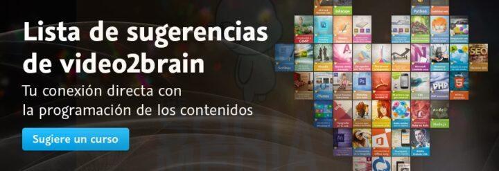 La bibliteca multimedia de video2brain crece con nuevos cursos