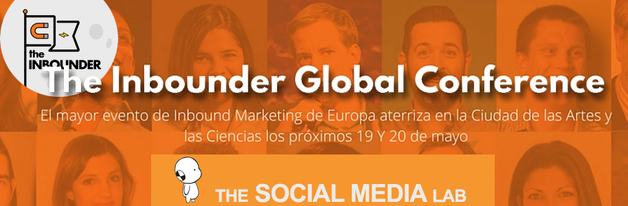 Vente a The Inbounder Global Conference conmigo (descuento)