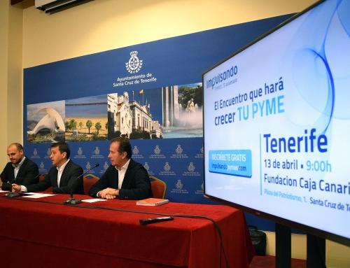 Impulsando Pymes arranca en Tenerife