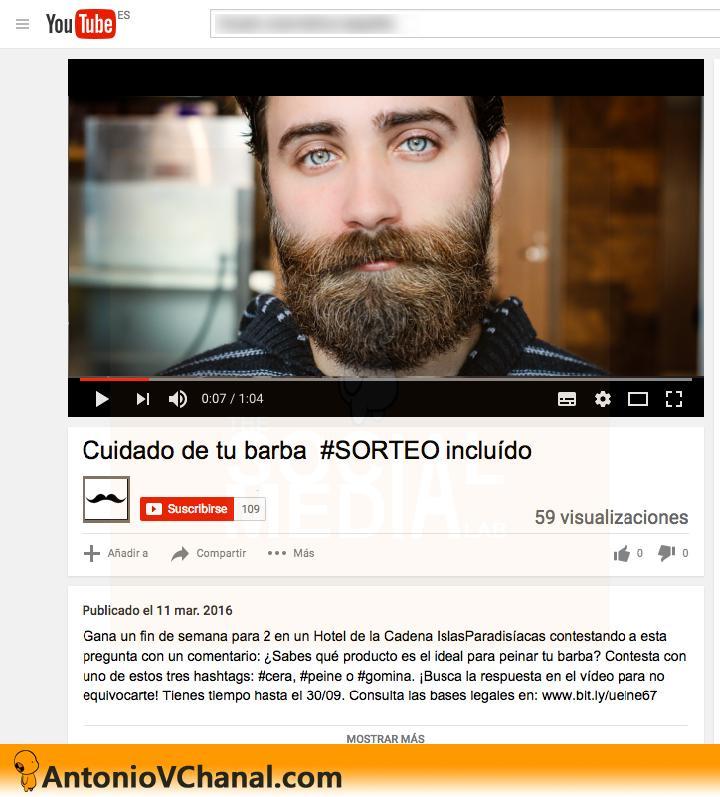 Organiza sorteos de comentarios en Youtube con #EasyPromos. La nueva herramienta responde a la apuesta de las marcas por los youtubers como embajadores. Con Easypromos los comentarios en Youtube tiene premio.
