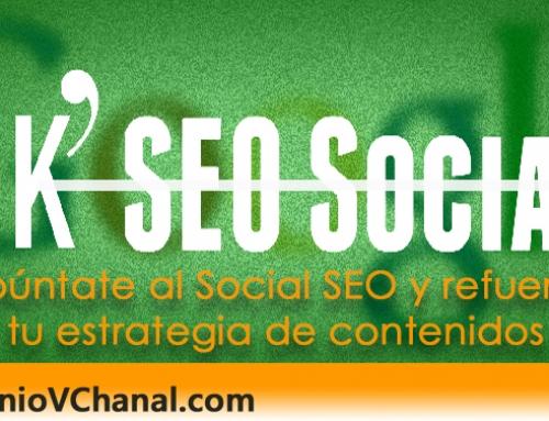 Refuerza tu estrategia de contenidos en las redes sociales con SEO Social