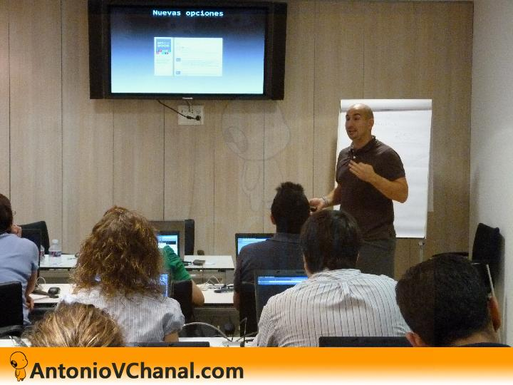 Estoy planificando el 2017 las conferencias, los cursos y los talleres personalizados en marketing digital para empresas y profesionales. La parte de mi profesión que más me gusta. ¿Quieres contar conmigo?