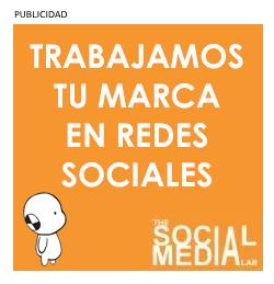 Gestionamos las redes sociales de tu marca